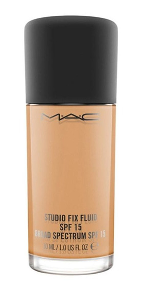 Base Líquida Mac Studio Fix Fluid Fps 15 Nc44 30ml
