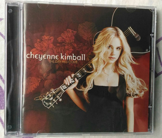 Cheyenne Kimball - The Day Has Come