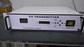 Transmissor Tv Digital Isdb-tb 50 Wats
