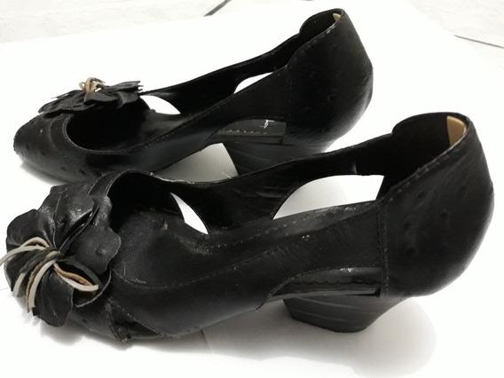 Sandália Shoe Shop Preta