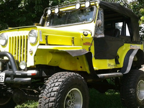 Jeep Willys Cj3b 1953