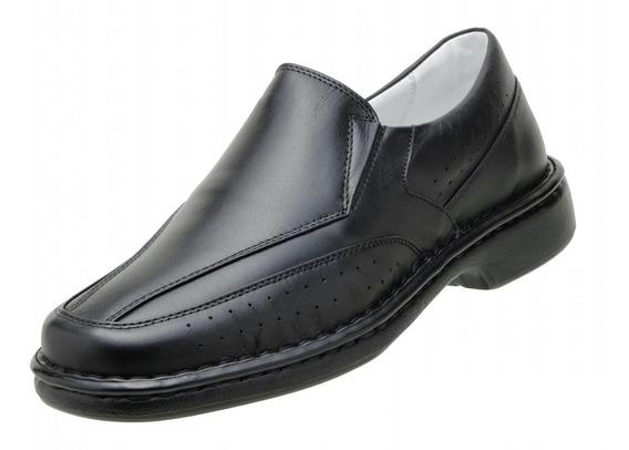 Sapato Social Masculino Asa Relax Conforto - 1751