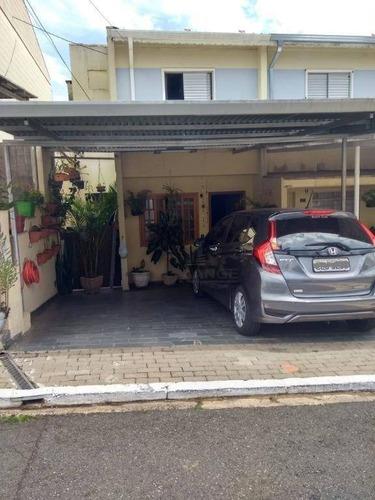 Casa À Venda, 130 M² Por R$ 425.000,00 - Vila Maria Eugênia - Campinas/sp - Ca14116