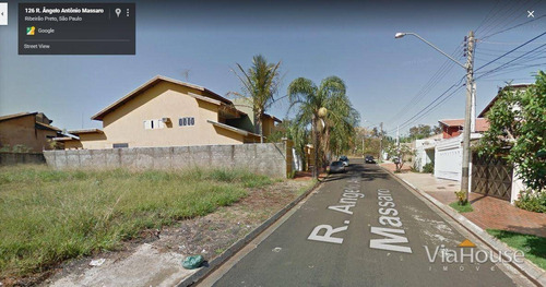 Imagem 1 de 5 de Terreno À Venda, 511 M² Por R$ 320.000,00 - City Ribeirão - Ribeirão Preto/sp - Te1585