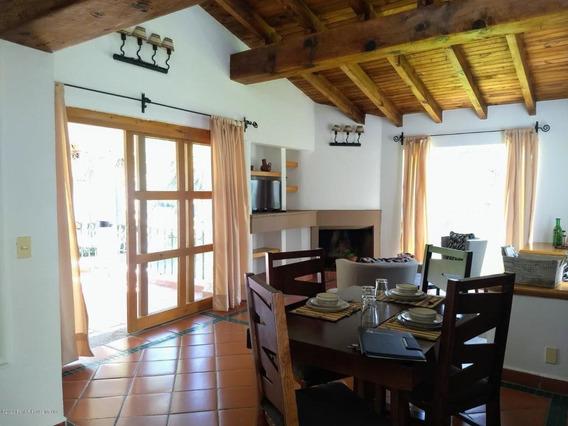 Qh1 Villa Amueblada En Renta En Balvanera 20-2937