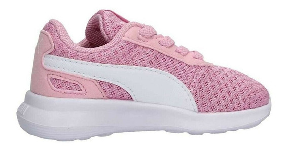Zapatilla Puma Training Niña St Activate Ac Ps Rosa Ras