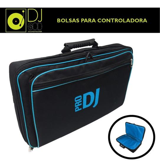 Bolsa Bag Controladora - Ddj Pioneer - Sob Medida - Cores