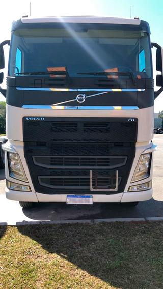 Volvo Fh 460 2016 Trucado Ls Scania Constelation
