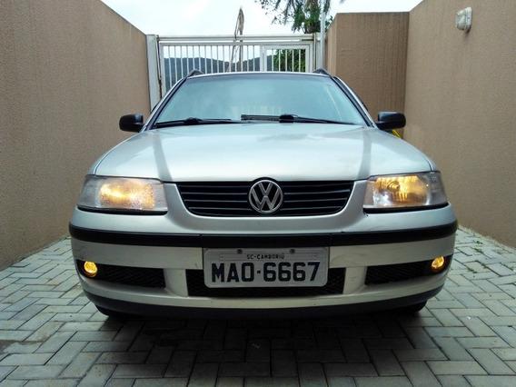 Volkswagen Parati 1.0 16v Plus 5p 2001