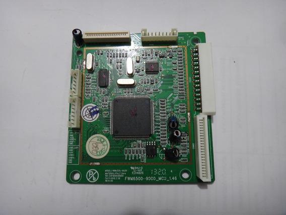 Placa Mcu Micro System Fwm9000x/78 Philips