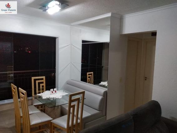 Apartamento A Venda No Bairro Vila Gustavo Em São Paulo - - 13225-1