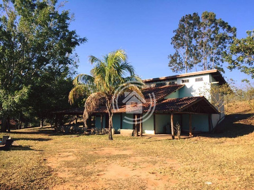 Imagem 1 de 12 de Chácara À Venda, 15425 M² Por R$ 476.800,00 - Chácaras Abc - São Pedro/sp - Ch0035