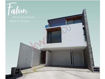Venta Casa En Alto Lago, Privada Lena Modelo Falun. $5,028,625