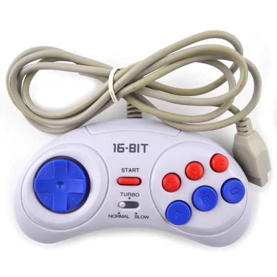 Controle Para Mega Drive