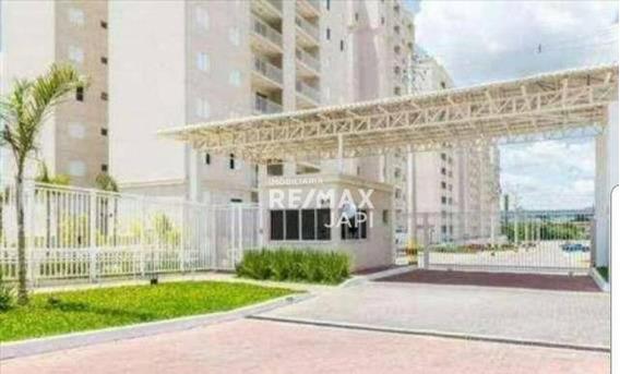 Apartamento Com 3 Dormitórios Para Alugar, 73 M² Por R$ 2.000,00/mês - Engordadouro - Jundiaí/sp - Ap3812