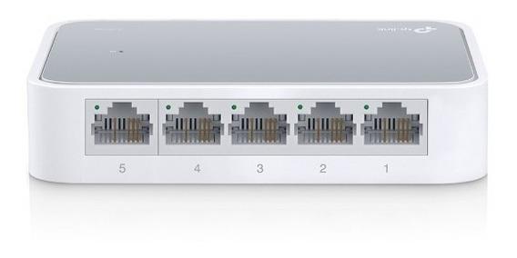Switch Tp-link 5 Ports 10/100 Desktop Tl-sf1005d