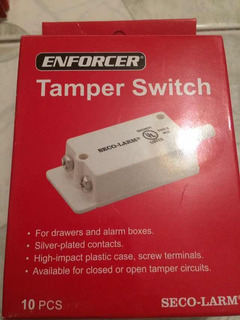 (tamper Switch Nc)caja Con 10 Piezas
