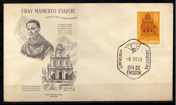 Numismza : Argentina 1965 Mt 724 Sbr 1er Dia ( S 326) Oferta