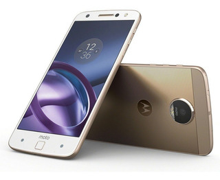 Smartphone Motorola Moto Z 4g 32gb Biometria 4gb Ram Mods
