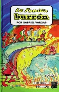 Kit De 3 Libros Familia Burron Pasta Dura 8,11 Y 12