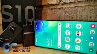 Samsung S10 128gb Nuevo Libre Blanco