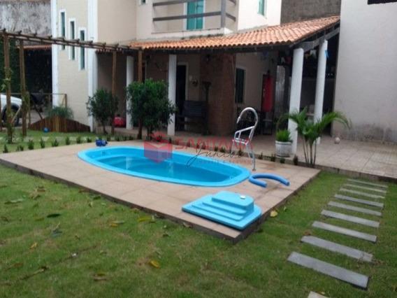 Casa Duplex , 4/4 Sendo 1 Suíte Em Praia De Ipitanga! - 931506905