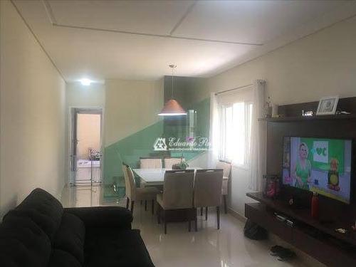 Sobrado Com 3 Dormitórios À Venda, 130 M² Por R$ 750.000,00 - Torres Tibagy - Guarulhos/sp - So0002