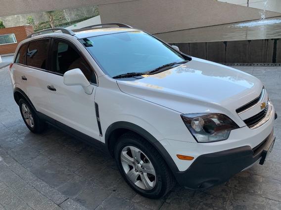 Chevrolet Captiva 5p 2.4ls Aut Piel $179,999