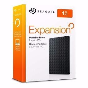 Disco Externo 1tb Seagate Usb3.0 Win/mac Xbox Ps4 Expansion