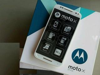 Celular Moto X Stylus Bambu White 32gb 4gb Ram Nuevo 0km