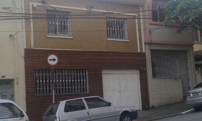 Sobrado Residencial Para Locação, Mooca, São Paulo. - Codigo: So0145 - So0145