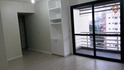 Apartamento Com 3 Dormitórios À Venda, 77 M² Por R$ 795.000,00 - Alto De Pinheiros - São Paulo/sp - Ap53001