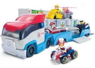 Paw Patrol Camion Gigante Con Ryder Caffaro 6632