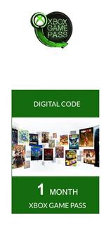 Xbox Game Pass 1 Mes Trial | Entrega Inmediata | Oferta!