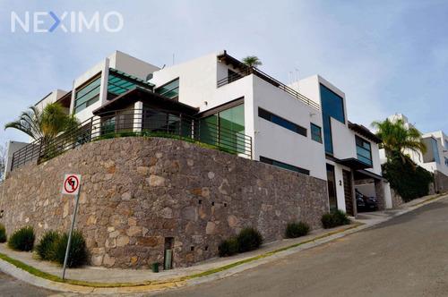 Imagen 1 de 30 de Casa En Renta En Corregidora, Querétaro. En Privada Hacienda Real Tejeda