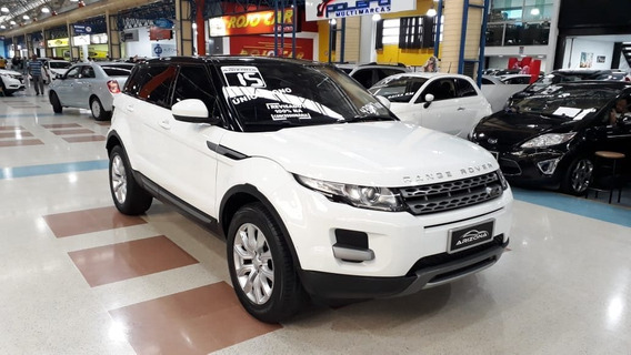 Land Rover Evoque 2.0 Pure 4wd Gasolina 4p Automático 2015