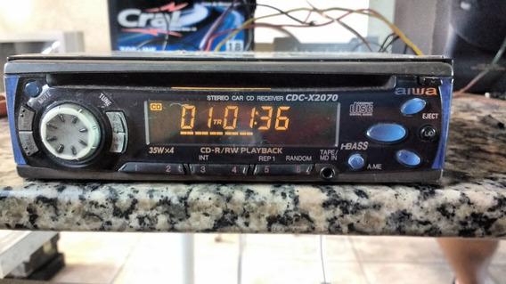 Cd Player Automotivo Aiwa Modelo Cdc-x2070wl