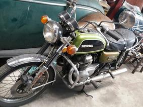 Honda Cb 200 Antiga 1975