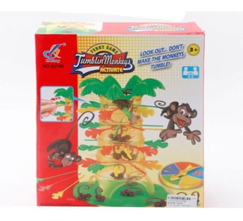 Juego De Mesa Monkey Game 1315579