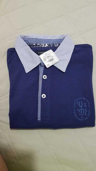 Camisa Polo Yachtsman