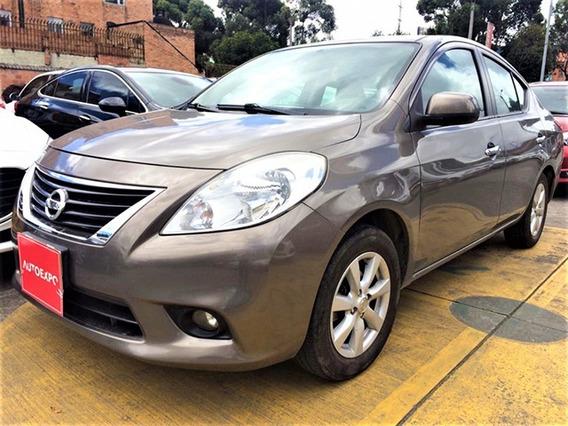 Nissan Versa Advance Aut 1,6 Gasolina