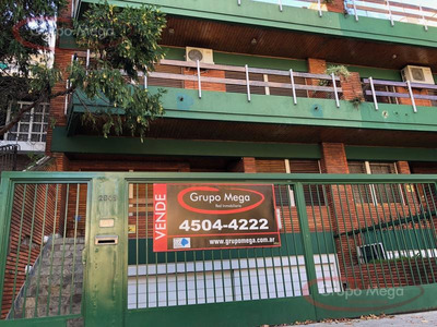 Espectacular Y Atípico Duplex De 6 Ambientes C/dep./garage Varios Autos/patio/terraza