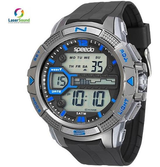 Relógio Speedo Masculino 81111g0evnp1 C/ Garantia E Nf