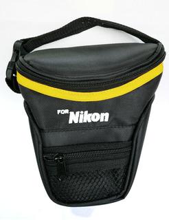 Estuche Para Nikon D3200 D3300 D3400 D5200 D5300 D5500 D5600