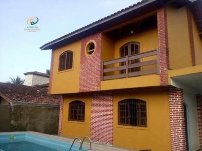 Casa Para Alugar No Bairro Balneário Praia Do Pernambuco Em - 148-12689
