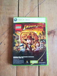 Lego Indiana Jones The Original Adventure Xbox 360. Envios