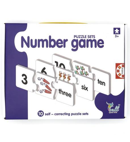 Imagen 1 de 2 de Juego Puzzle Number Game