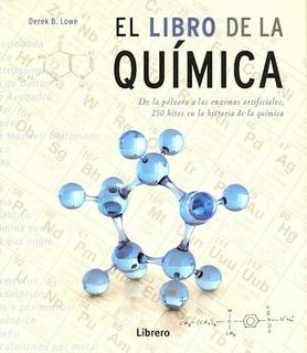 El Libro De La Química - Td, Derek B Lowe, Librero