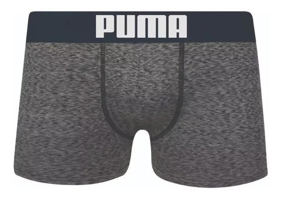 Cueca Boxer Mescla Puma Active Style Original Kit C/ 8 Peças