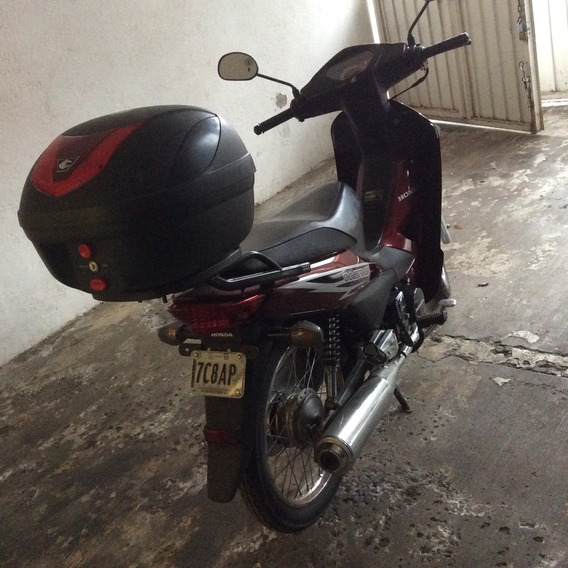 Scooter Honda Wave 2015, 16000 Km, 99cm3, Perfecta